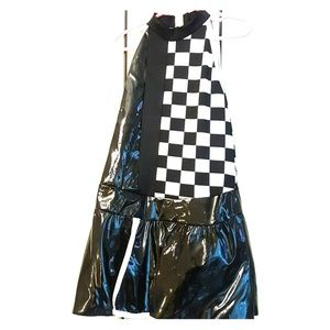 Pop Rock Girl's Costume